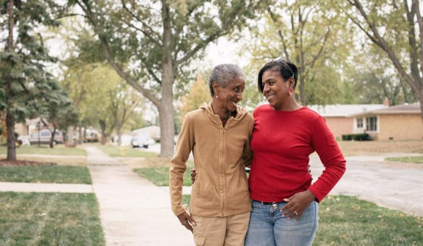 A Tool That Helps Family Caregivers Map Their Support Systems