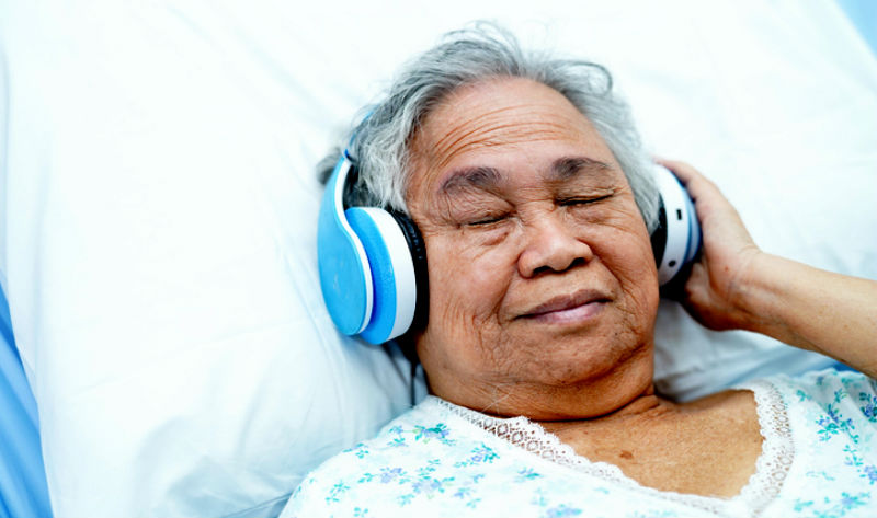 How music therapy provides real clinical results
