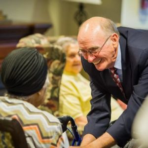 10 ways to minister to those with dementia and their families